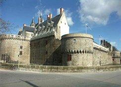 Le Château de la duchesse Anne de Bretagne.