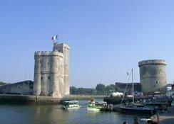 La Rochelle cité maritime