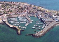 Noirmoutier : une nature protégée.